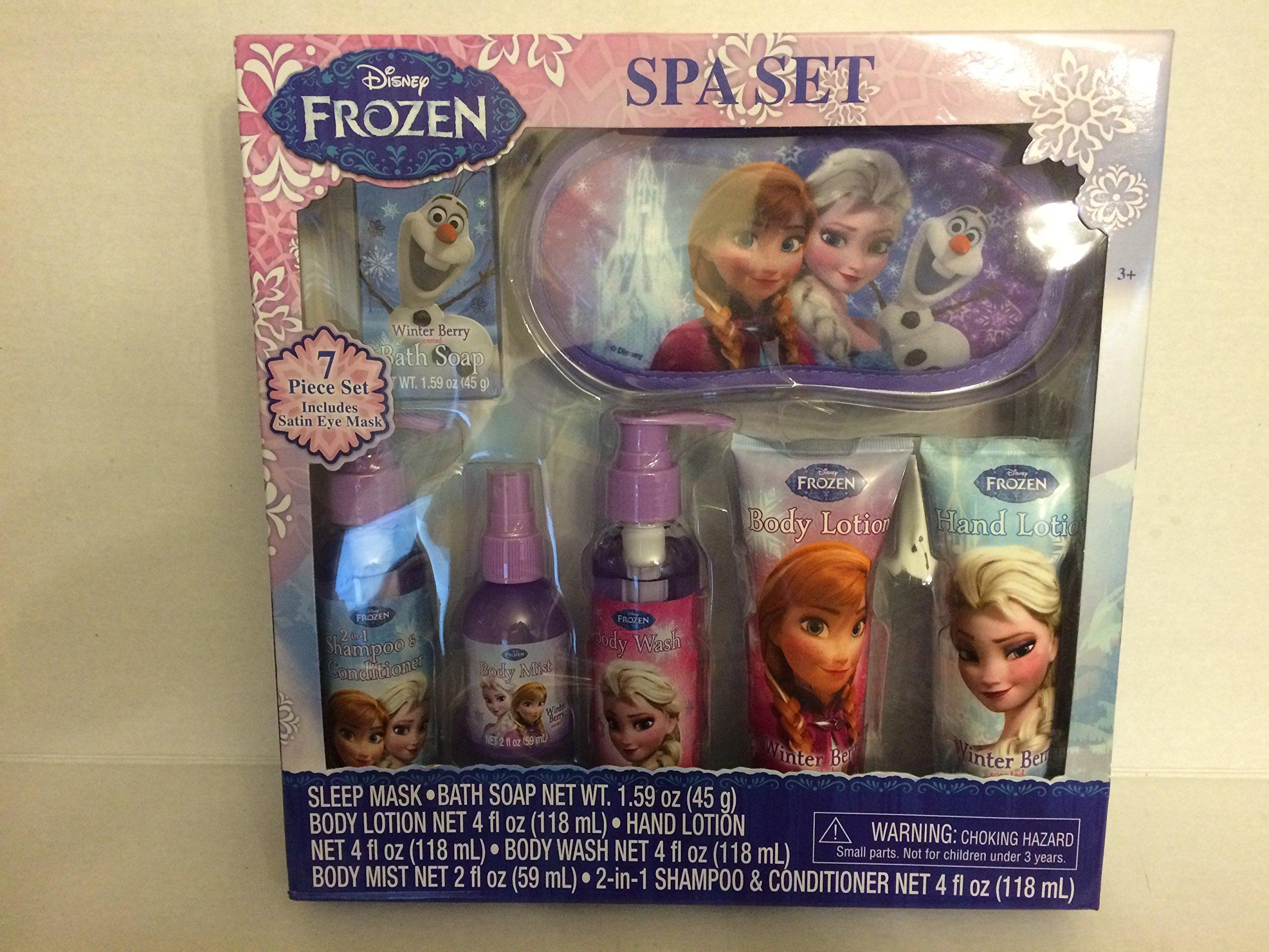 Disney Frozen Spa Set