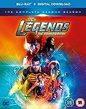 DC Legends of Tomorrow S2 [Blu-ray] [2017]