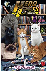 Hero Cats of Stellar City: New Visions Vol. 5 Kindle Edition
