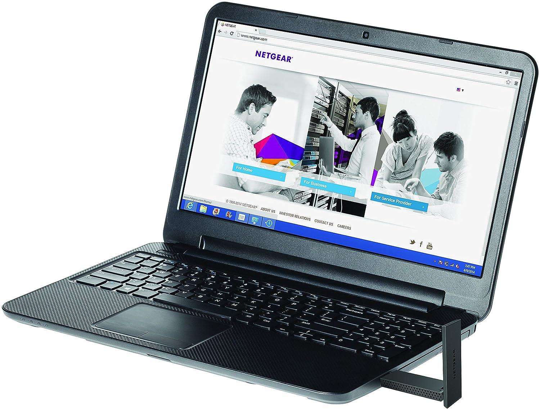NETGEAR AC1200 Wi-Fi USB Adapter High Gain Dual Band USB 3 0 (A6210-100PAS)