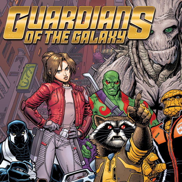 Guardians of the Galaxy (2015-2017) (Collections) (4 Book Series)