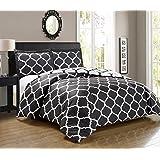 Amazoncom Echo Design Kamala Comforter Set Queen Blue Home