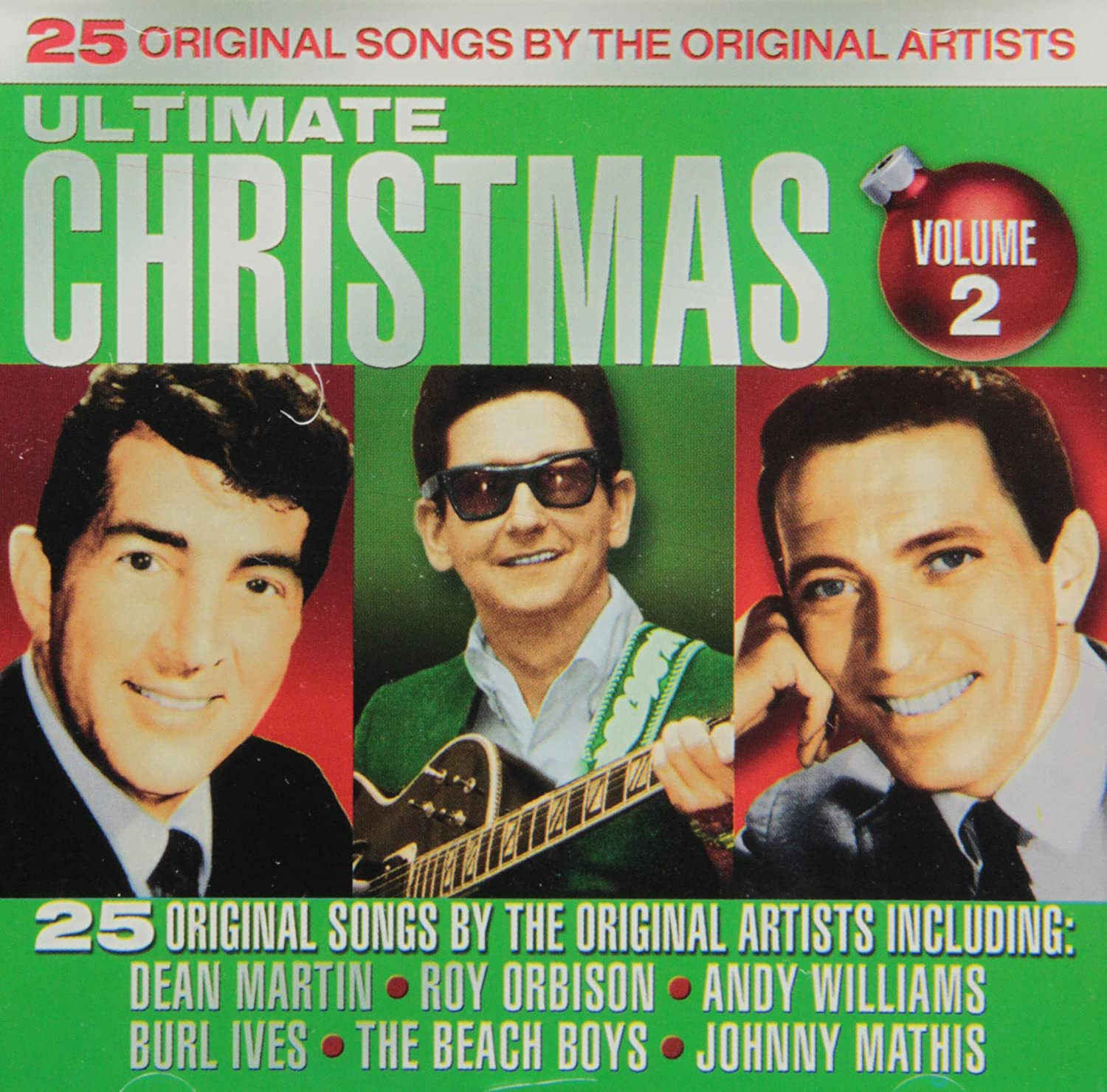 VARIOUS ARTISTS - The Ultimate Christmas Album, Vol. 2 - Amazon.com ...