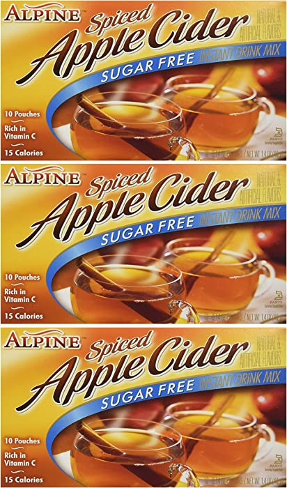 The Best Apple Cider Ice