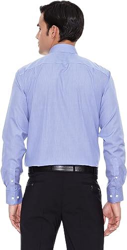 Pedro del Hierro Camisa Non Iron Falso Liso Azul Marino L: Amazon.es: Ropa y accesorios