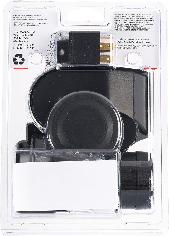 Stebel 11690053 Nautilus Compact Tuning Mini Air Horn Chrome