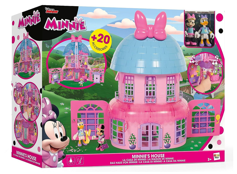 IMC Toys Mouse - Disney - Maison de Minnie - 182592: Amazon.fr: Jeux ...
