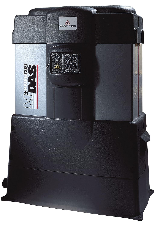 Parker DAS1 pneudri Midas desecante secador de aire, 3 CFM, 3/8