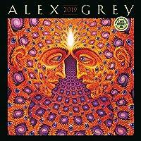 Alex Grey 2019 Wall Calendar