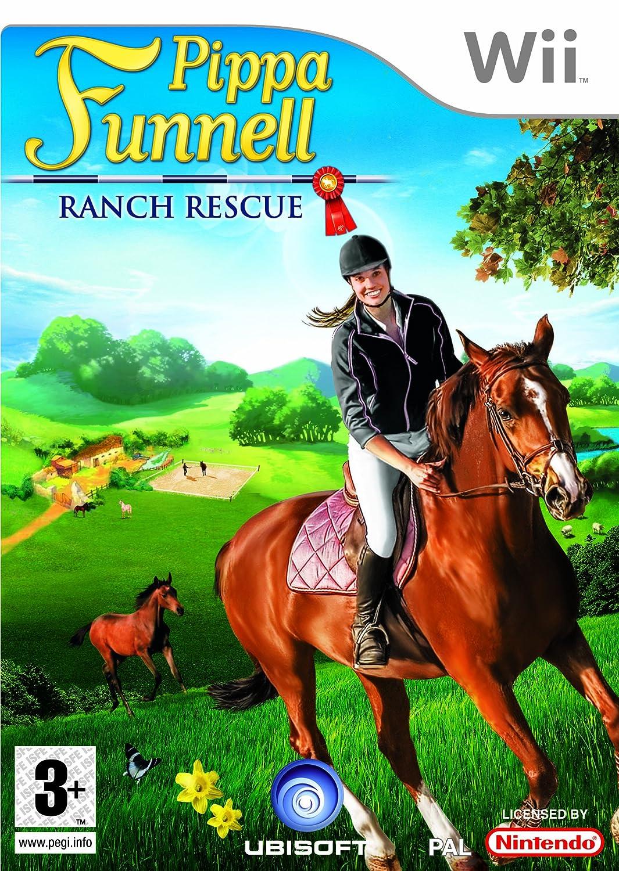 Pippa Funnell: Ranch Rescue (Wii) B000UVQ4ZO