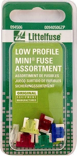 New 5-Piece Littelfuse ATO 7.5A 7.5 AMP Fuses OEM//Original Equipment Supplier