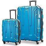 Samsonite Centric HS 2 PC Set 20/28, Caribbean Blue (Model 127437-2479(