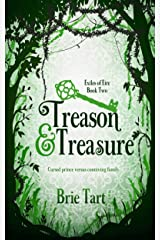 Treason & Treasure: Exiles of Eire #2 Kindle Edition