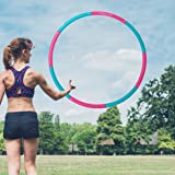 3 Pound Weighted Hula Hoop For Exercise Weight