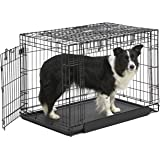 """Ovation Folding Dog Crate 