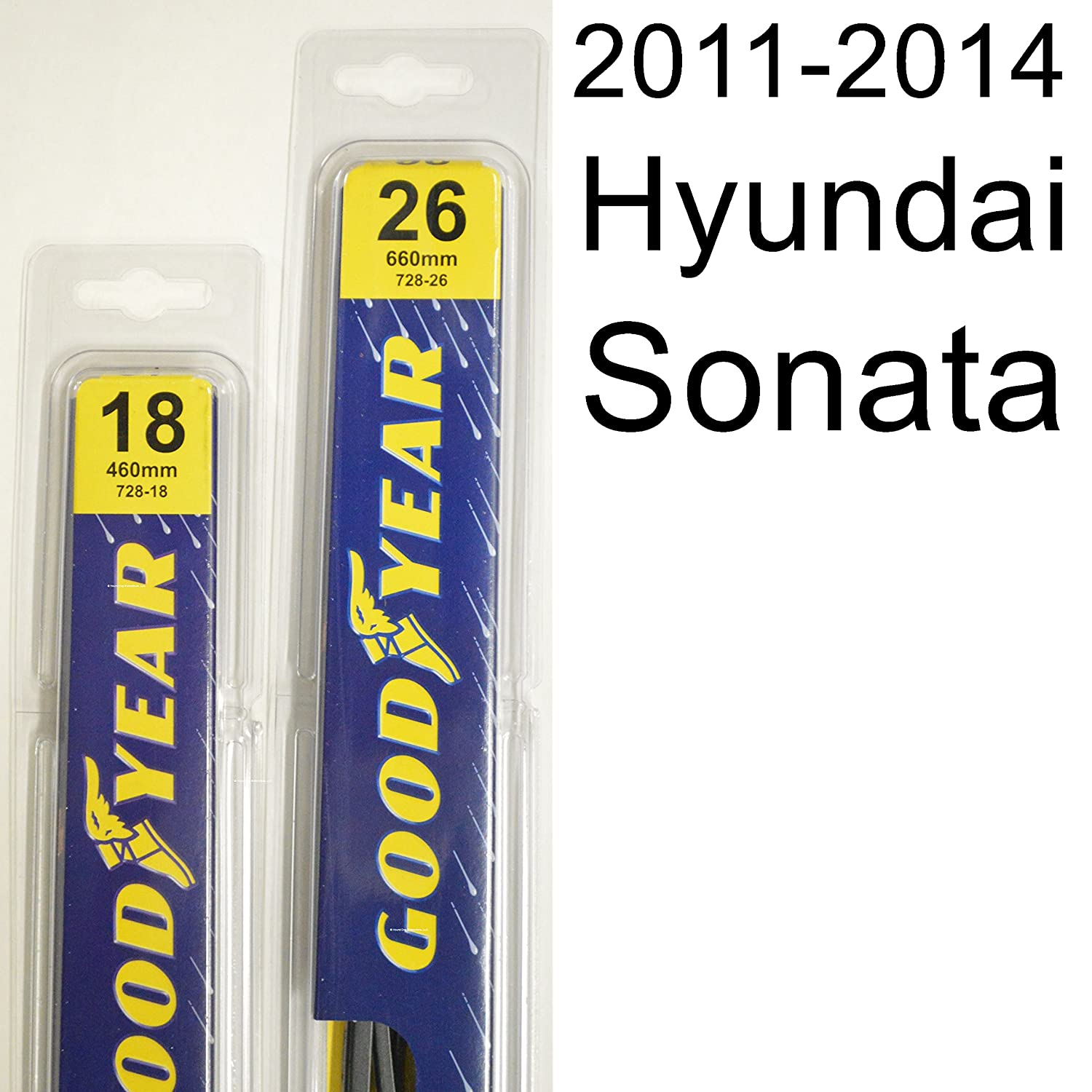91stmzuCLgL._SL1500_ amazon com hyundai sonata (2011 2014) wiper blade kit set  at crackthecode.co