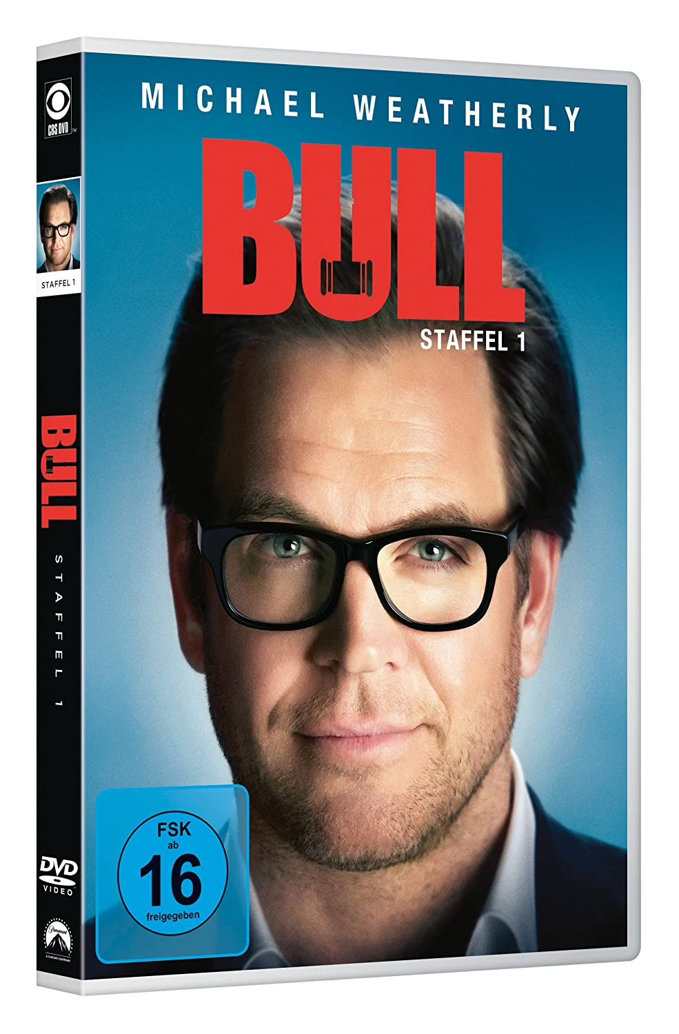 Bull - Staffel eins [6 DVDs]: Amazon.de: Michael Weatherly: DVD ...