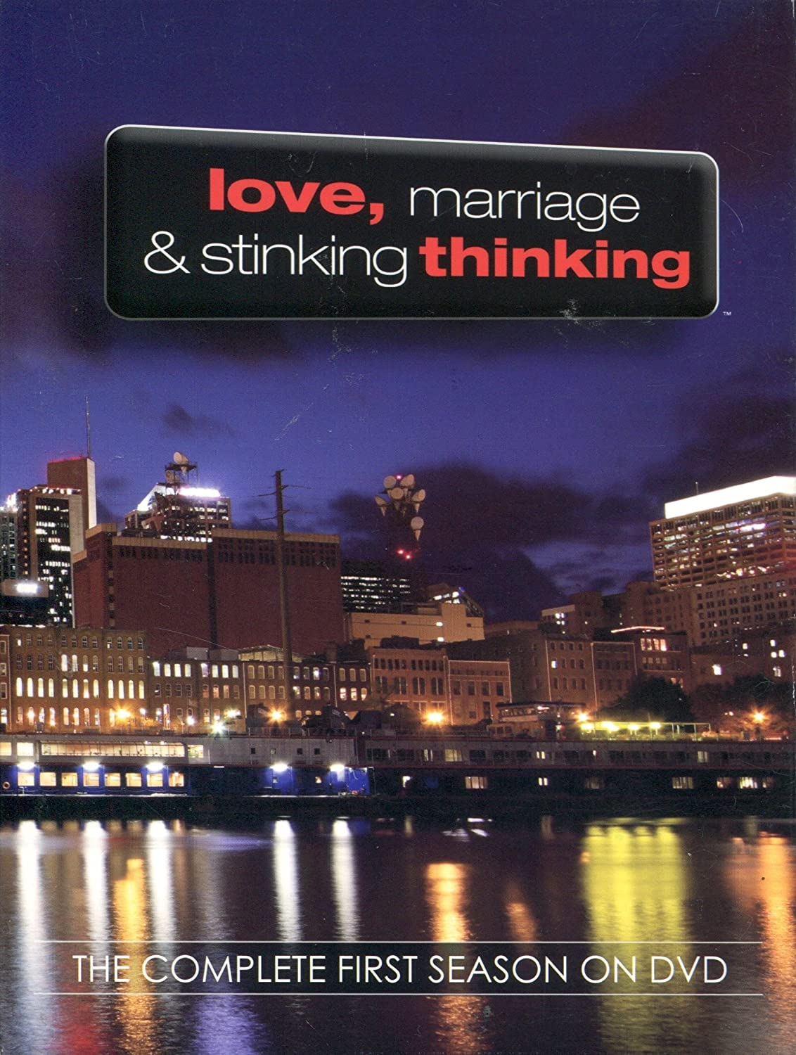 Love, Marriage and Stinking Thinking: Season 1 DVD Set