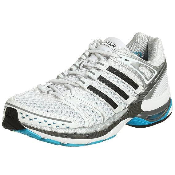 Establecimiento Interpretación Máxima  Buy adidas Women's adiStar Control 5 Running Shoe, White/Black/Iron, 7 M at  Amazon.in