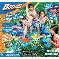 Banzai 63981 Garden Toy Jet Froggy HOP Jeu d'extérieur pour Enfant