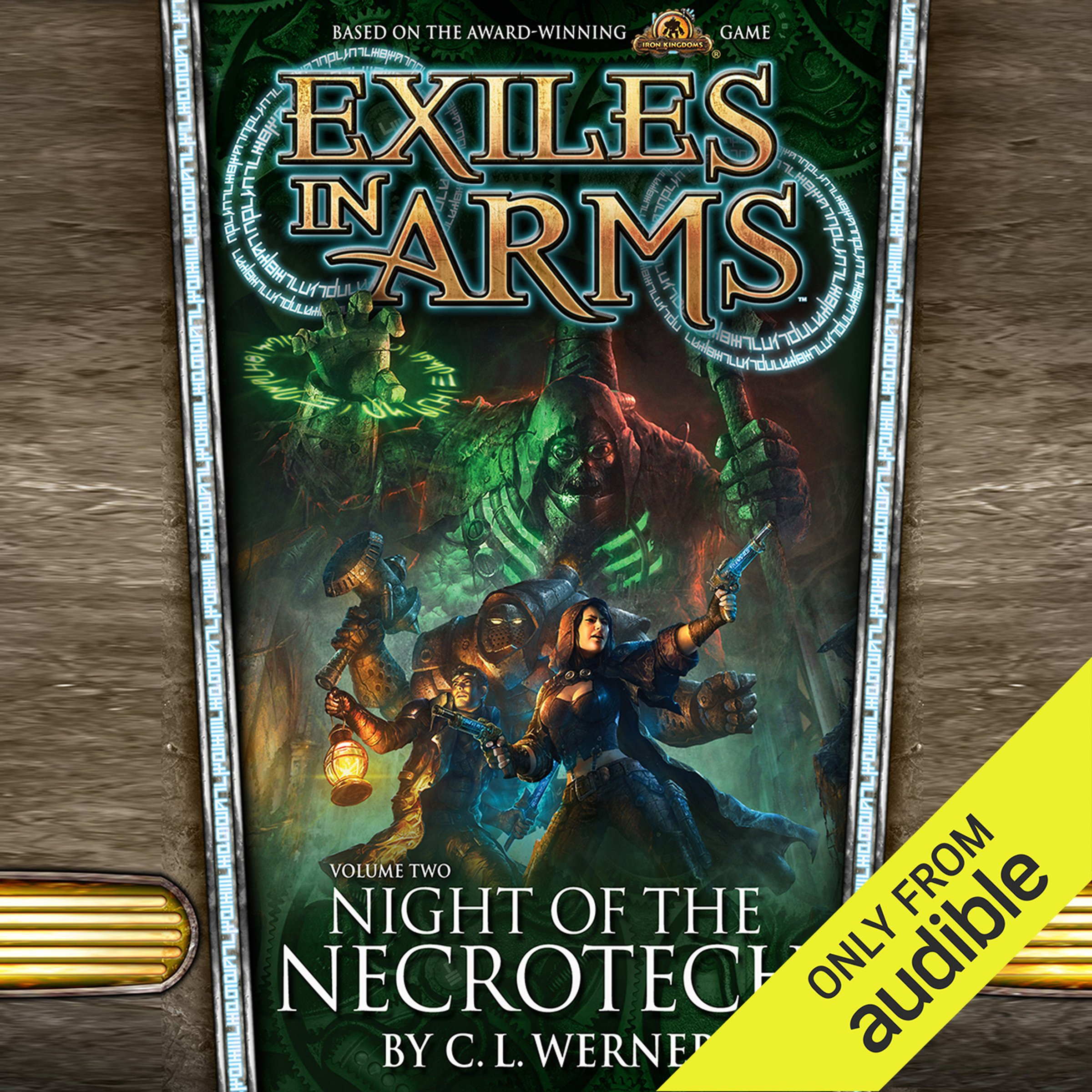 Night of the Necrotech: Exiles in Arms, Vol. Two