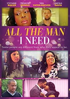 Book Cover: All the Man I Need