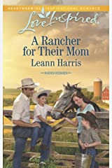 A Rancher for Their Mom (Rodeo Heroes) Kindle Edition