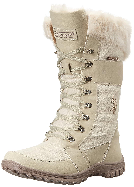 U.S. Polo Assn. Women's Valley Fashion Boot B072R5LPWY 6.5 M US|Oatmeal