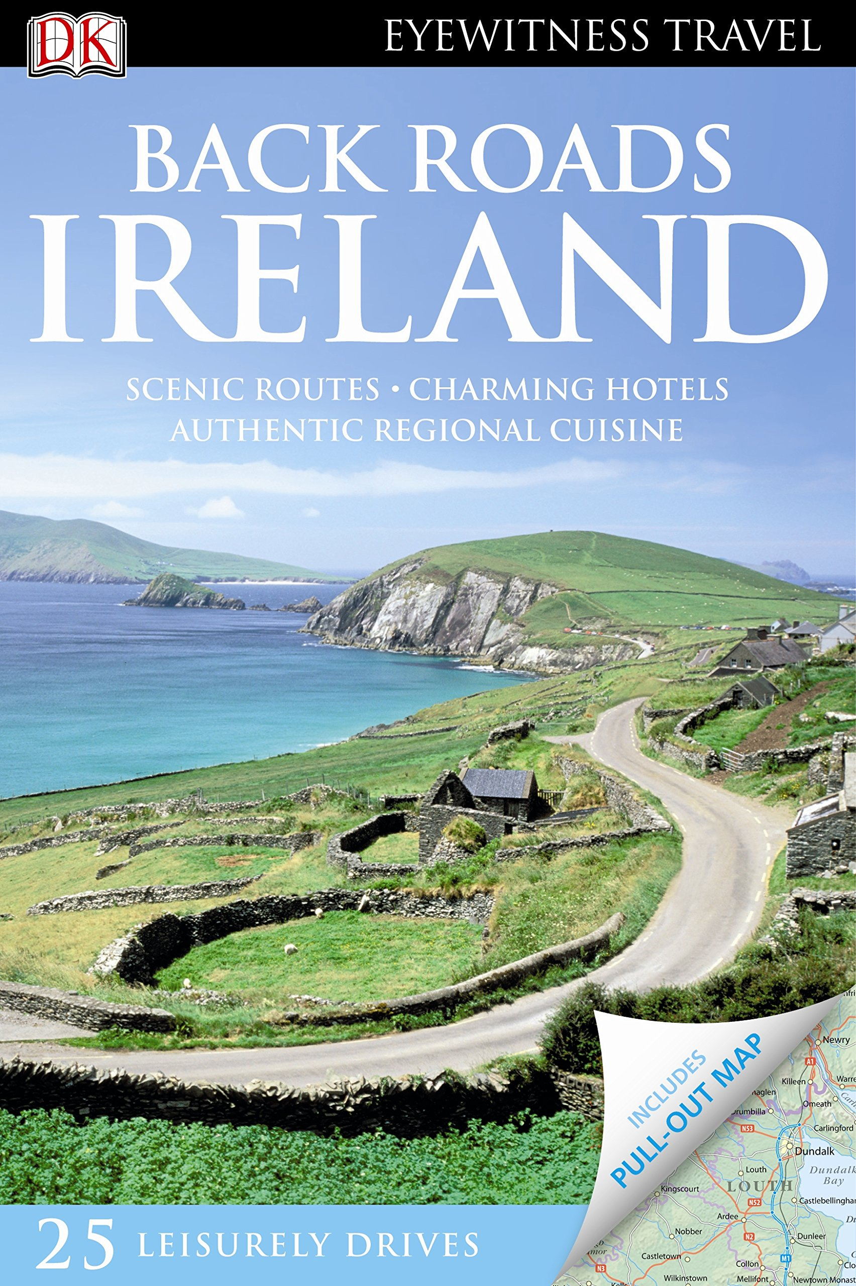 Back Roads Ireland (DK Eyewitness Travel Guide)