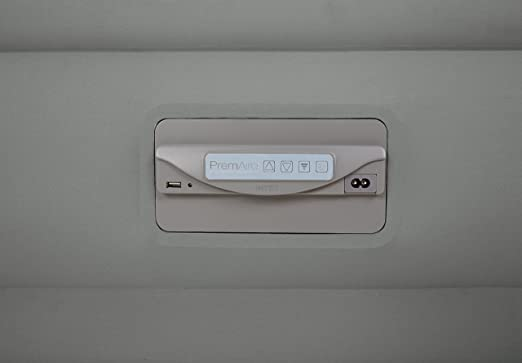 Intex Premaire Colchón Hinchable Fibertech, PVC-57% POLYESTER-33 ...