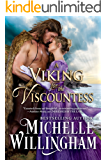 A Viking for the Viscountess: A Viking Time Travel Romance (A Most Peculiar Season Book 1)