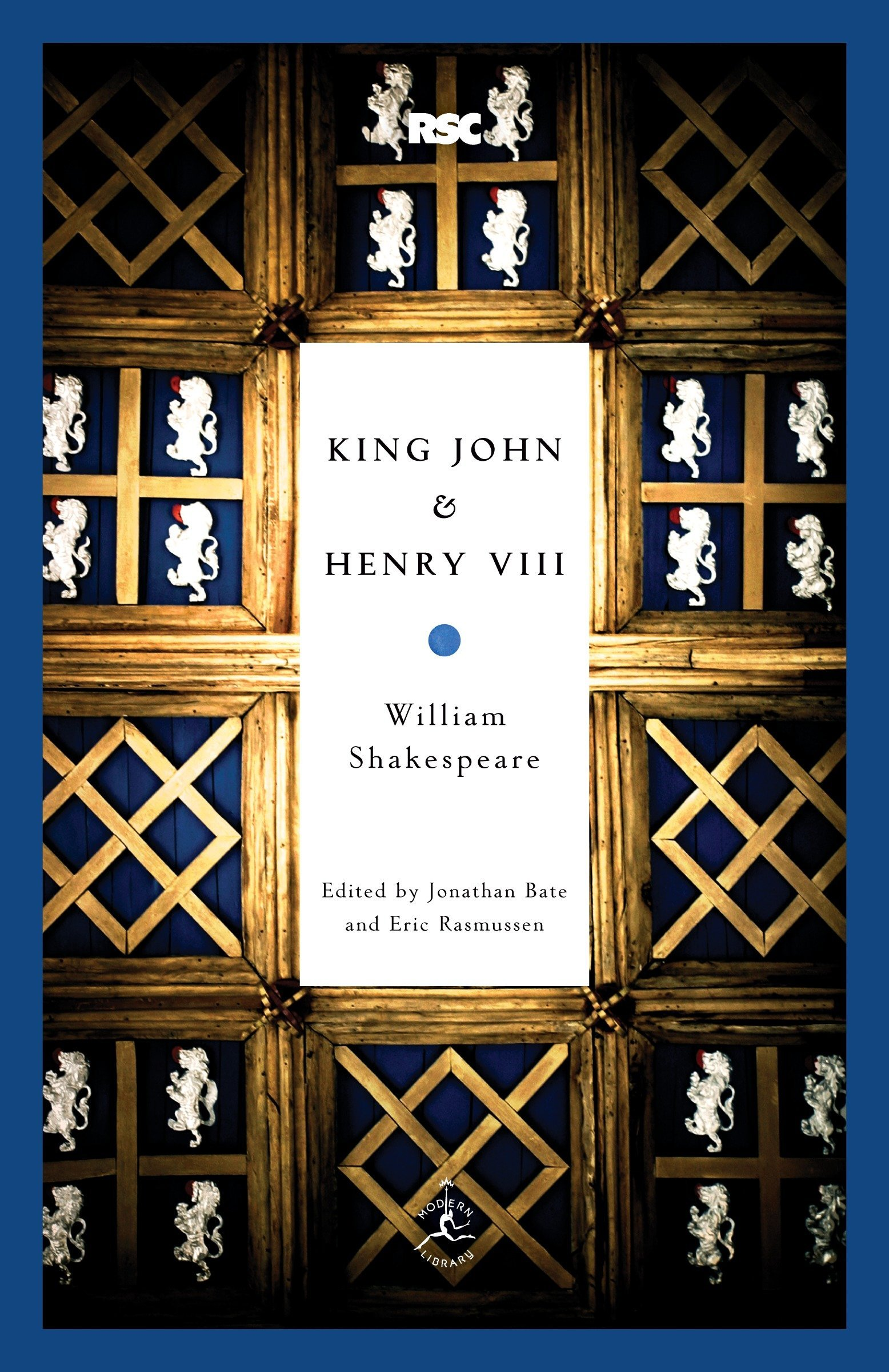 King John & Henry VIII (Modern Library Classics) pdf epub
