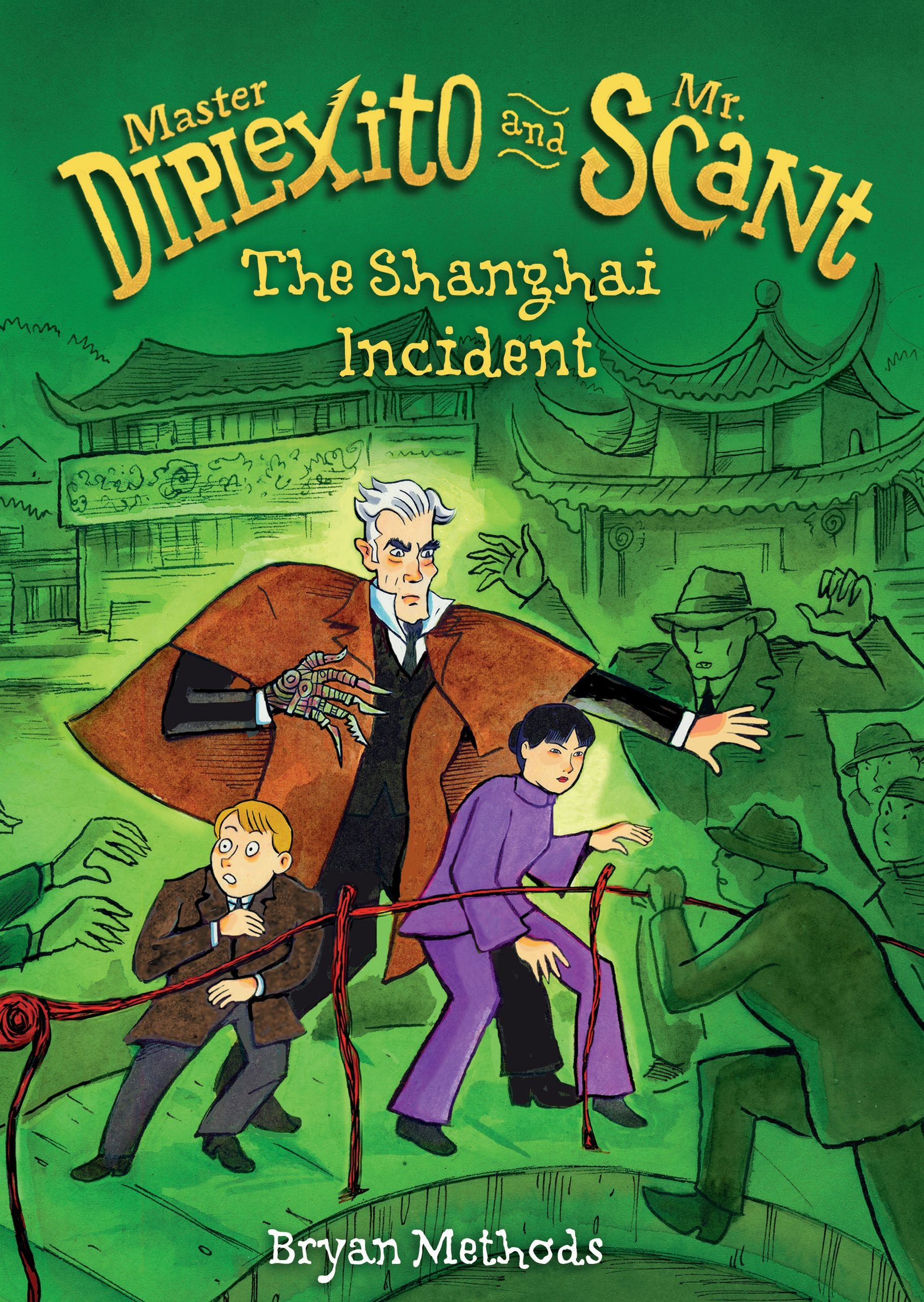The Shanghai Incident (Master Diplexito and Mr. Scant) PDF