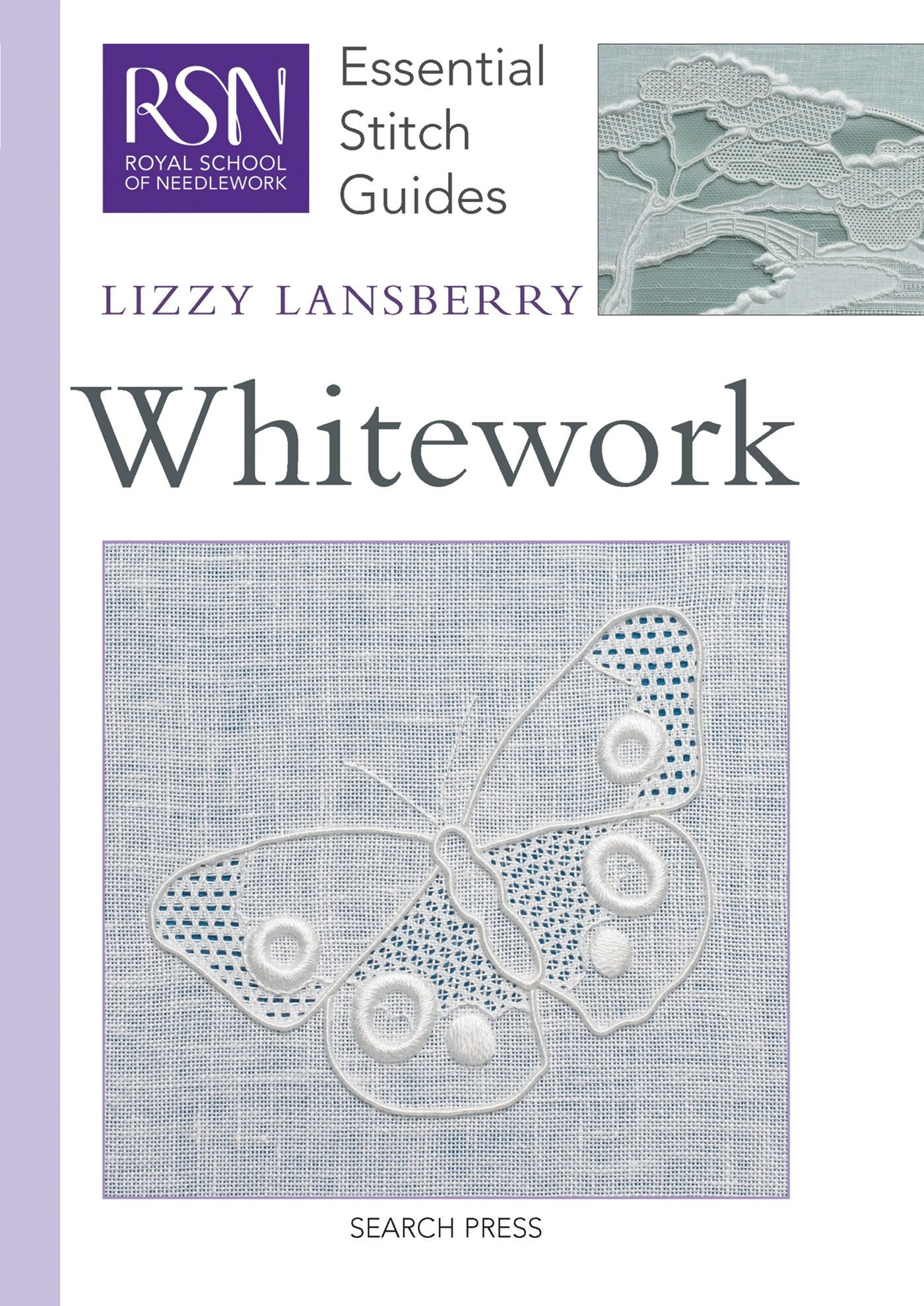 Whitework (Essential Stitch Guides)