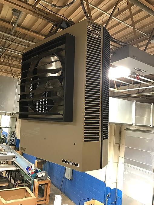 tpi hf3b5115ca1l series 5100 fan forced unit heater, standard taskmaster,  15/11 2 kw, 3 phase, 36 1/31 3 amps: amazon com: industrial & scientific