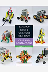 The LEGO Power Functions Idea Book, Volume 2: Cars and Contraptions Kindle Edition