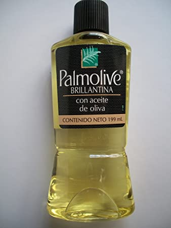 Amazon.com : Palmolive Brillantina Con Aceite De Oliva 199ml. : Massage Oils : Beauty