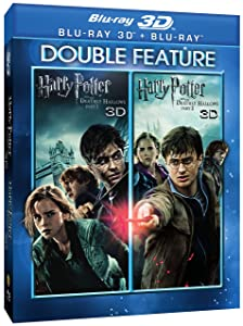 Harry Potter and the Deathly Hallows: Parts 1 & 2 [Blu-ray]