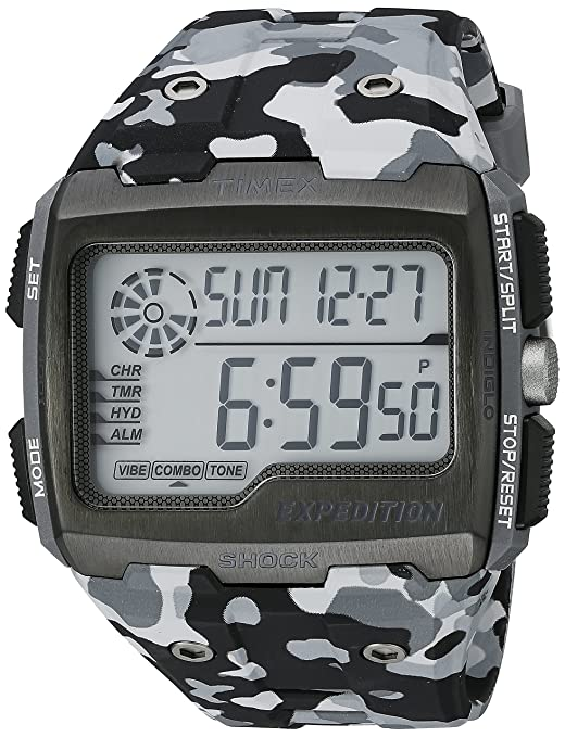 Timex Grid Shock Watch (under 100usd)