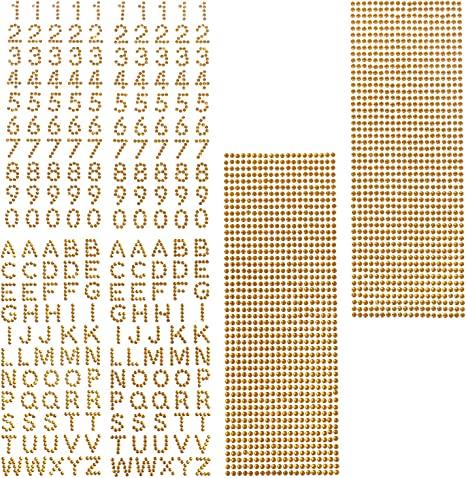 Gold Self Adhesive Borders Peel Off Stickers Sheet Card Embellishments Crafts