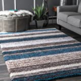 Amazon Price History for:nuLOOM Hand Tufted Classie Shag Area Rug
