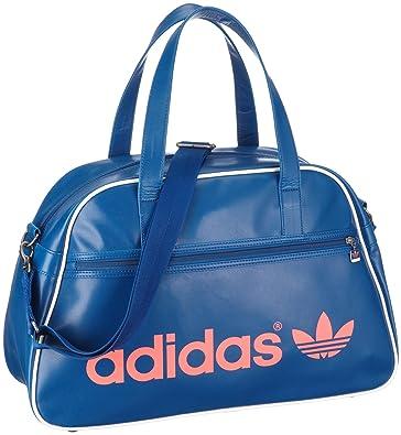 Adidas Originals AC Holdall V86386 Unisex Adults  Shoulder Bag 49 x 31 x 17  cm 7d2d3e8fe0f07