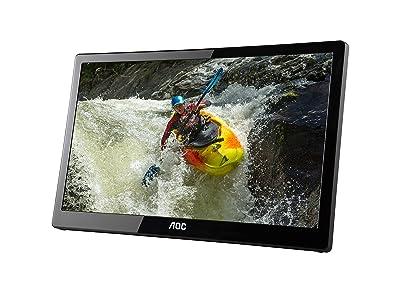 AOC e1659Fwux-Pro 15.6-Inch Class Portable LED Monitor