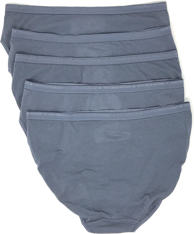 3 Victoria/'s Secret Cotton Panties High Leg Brief Medium You Choose Set