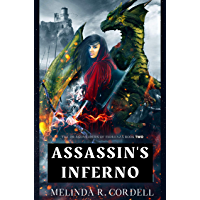 Assassin's Inferno (Dragonriders of Fiorenza Book 2)