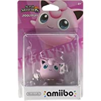 Amiibo Super Smash Bros. Series Action Figure Jigglypuff - Standard Edition