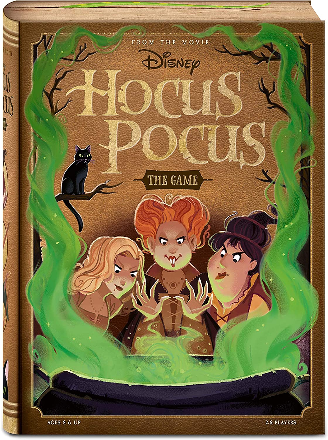 Hocus Pocus Strategy Board Game for Kids £24.99 @ Amazon