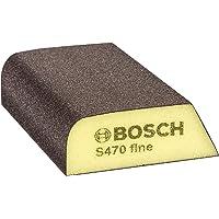 Bosch Professional S470 Best for Profile Fein gąbka szlifierska (drewno, tworzywo sztuczne i metal, 69 x 97 x 26 mm…