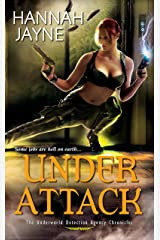 Under Attack (Underworld Detection Agency Book 2) Kindle Edition
