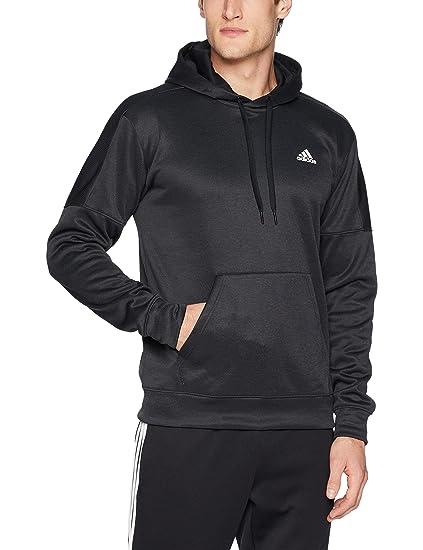 adidas Mens Athletics Team Issue Fleece Full Zip Hoody